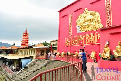 View at 10000 Buddha Hong Kong