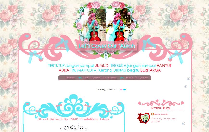 Edit Blog Nina