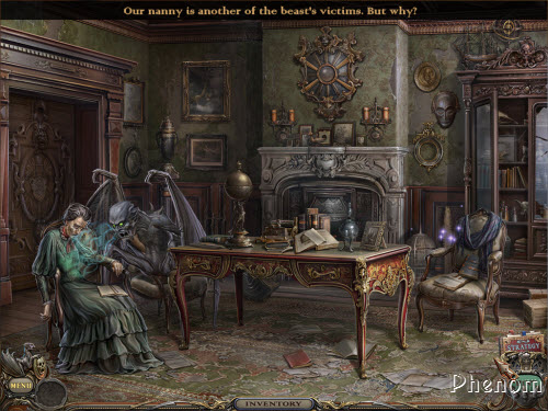 Haunted Manor: Queen of Death Collector's Edition screenshot 3