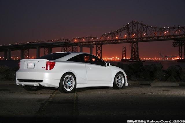 Toyota Celica T230, jaki wybrać samochód coupe, fajne auta dla młodych, ZZT231