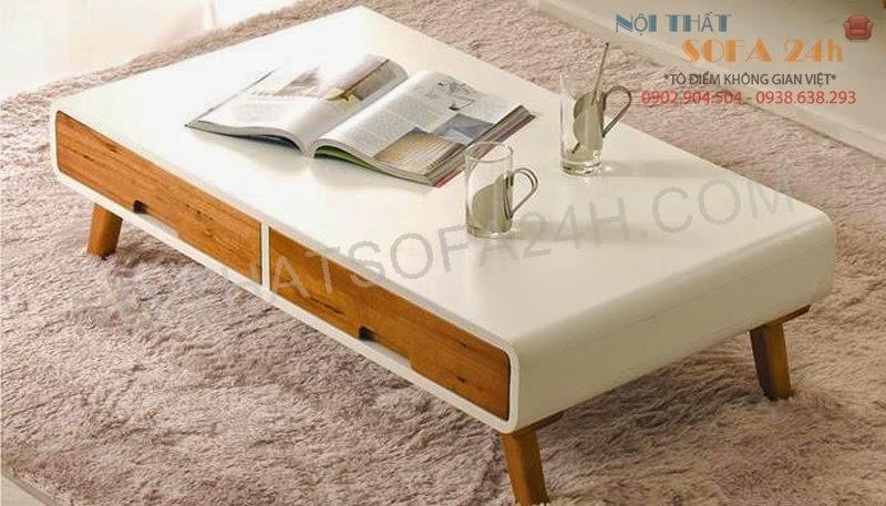 Bàn sofa gỗ BS090
