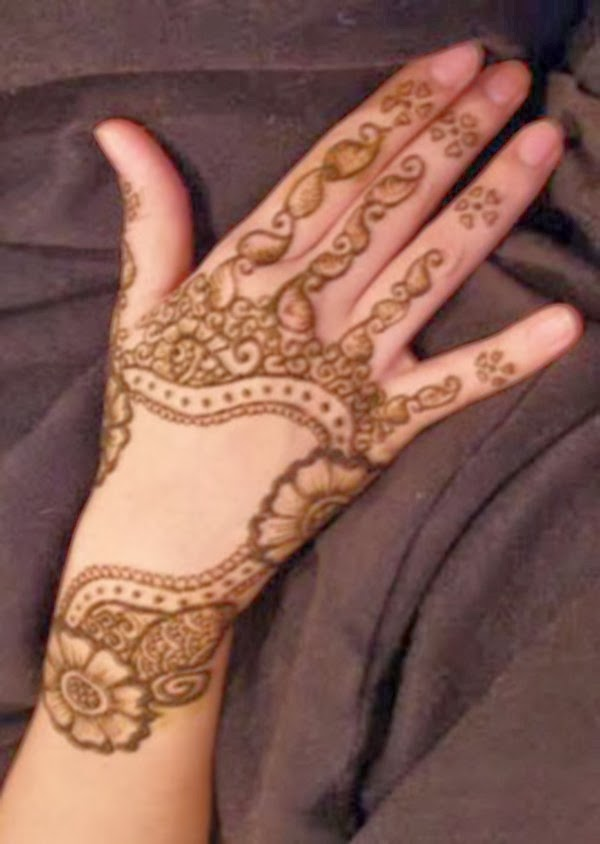 Mehndi Party : Party mehndi designs henna