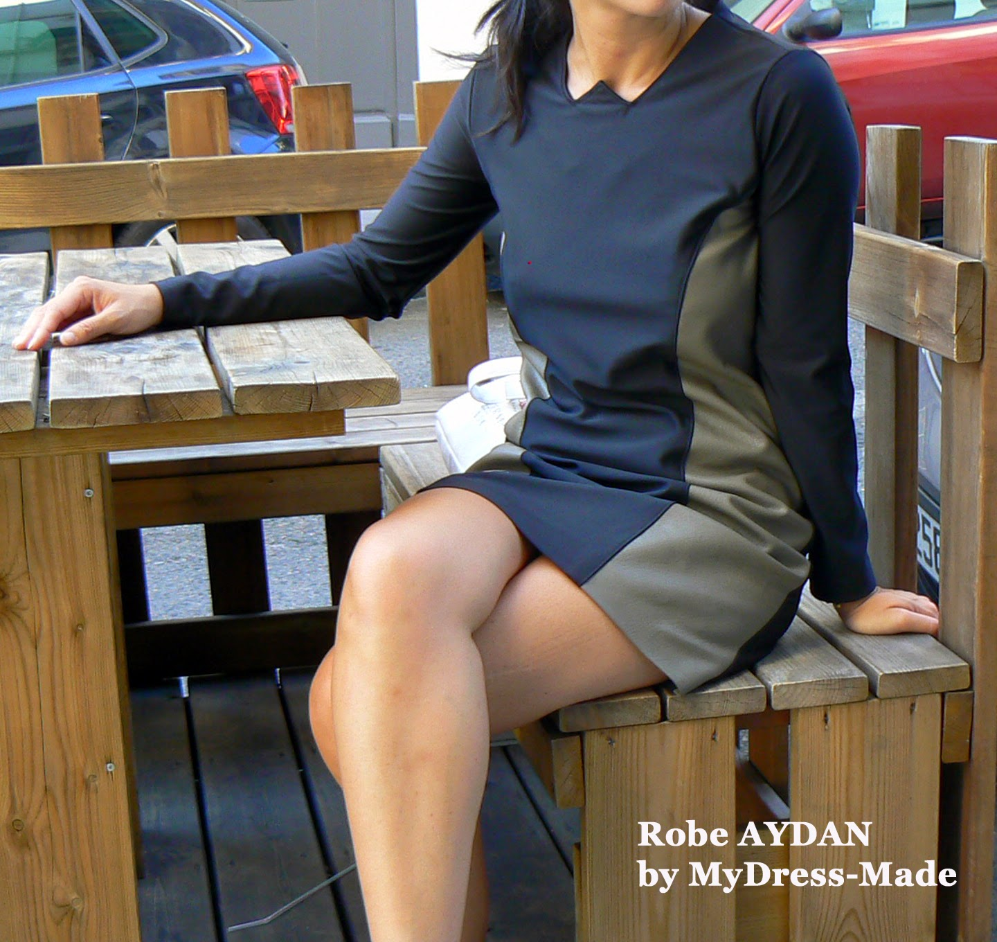 Robe AYDAN by MyDress-Made