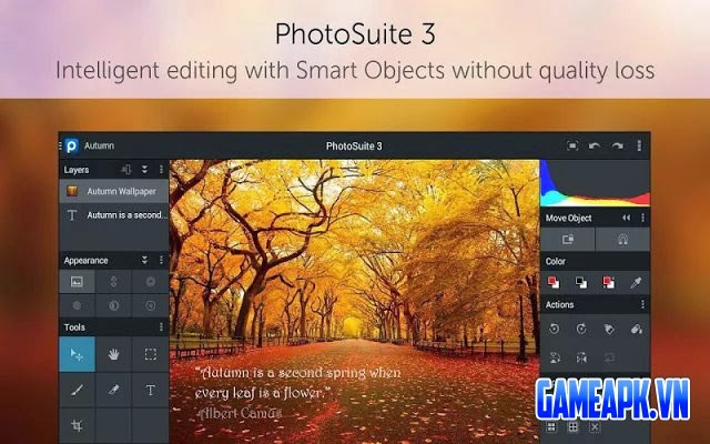 PhotoSuite 3 Photo Editor v3.2.309 APK cho Android