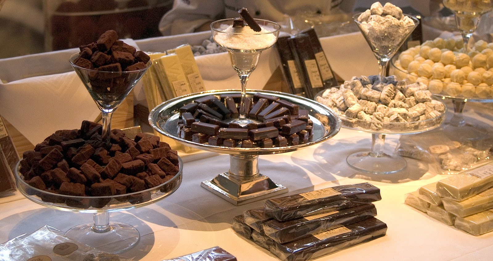 The Stockholm Tourist: Chocolate Festival This Weekend!