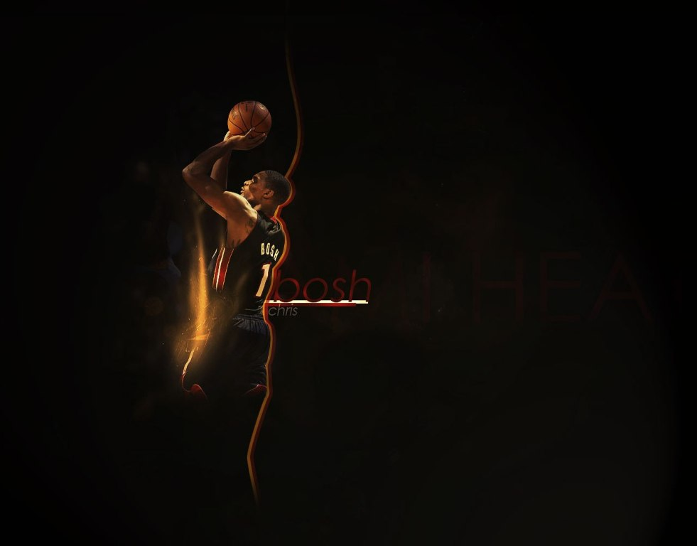 Desktop wallpapers for pc free download rare unique free download basket ball player chris bosh miami heat hd wallpapers voltagebd Images
