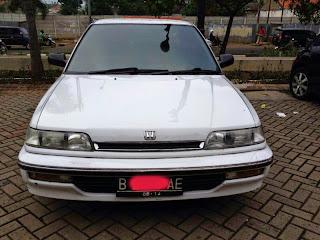 Honda Grand Civic