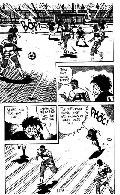 Jindodinho - Đường Dẫn Đến Khung Thành III  Tập 24 page 109 Congtruyen24h