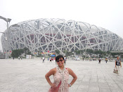 Bird Nest Olympic Stadium