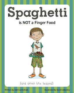 http://www.mcnallyrobinson.com/9781939775030/jodi-carmichael/spaghetti-not-finger-food-other-l#.UW_5BkqmxLE