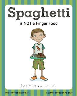 http://www.mcnallyrobinson.com/9781939775030/jodi-carmichael/spaghetti-not-finger-food-other-l#.UW_5BkqmxLE