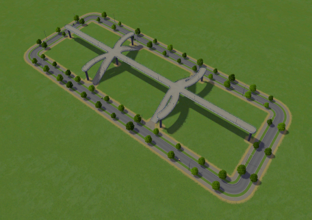 Cities Skylines Prefab Road Map