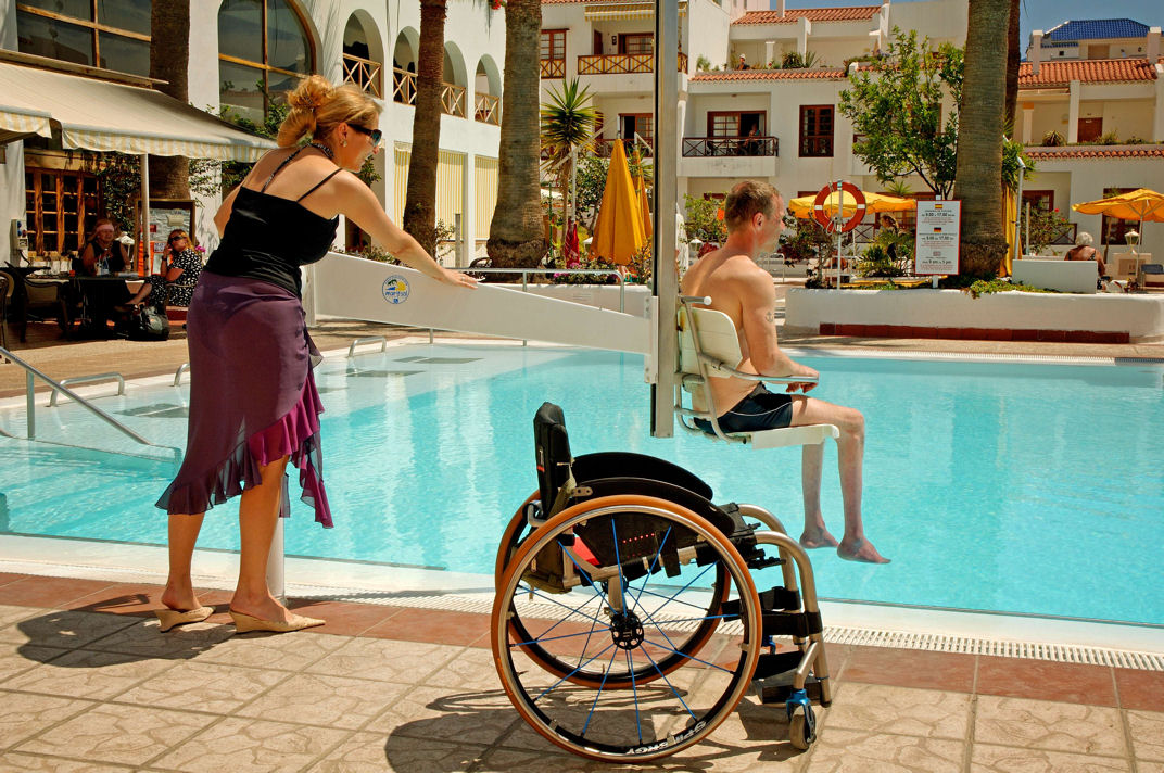 Therightrant the handicapped accessible pool mandate Handicapped accessible swimming pools