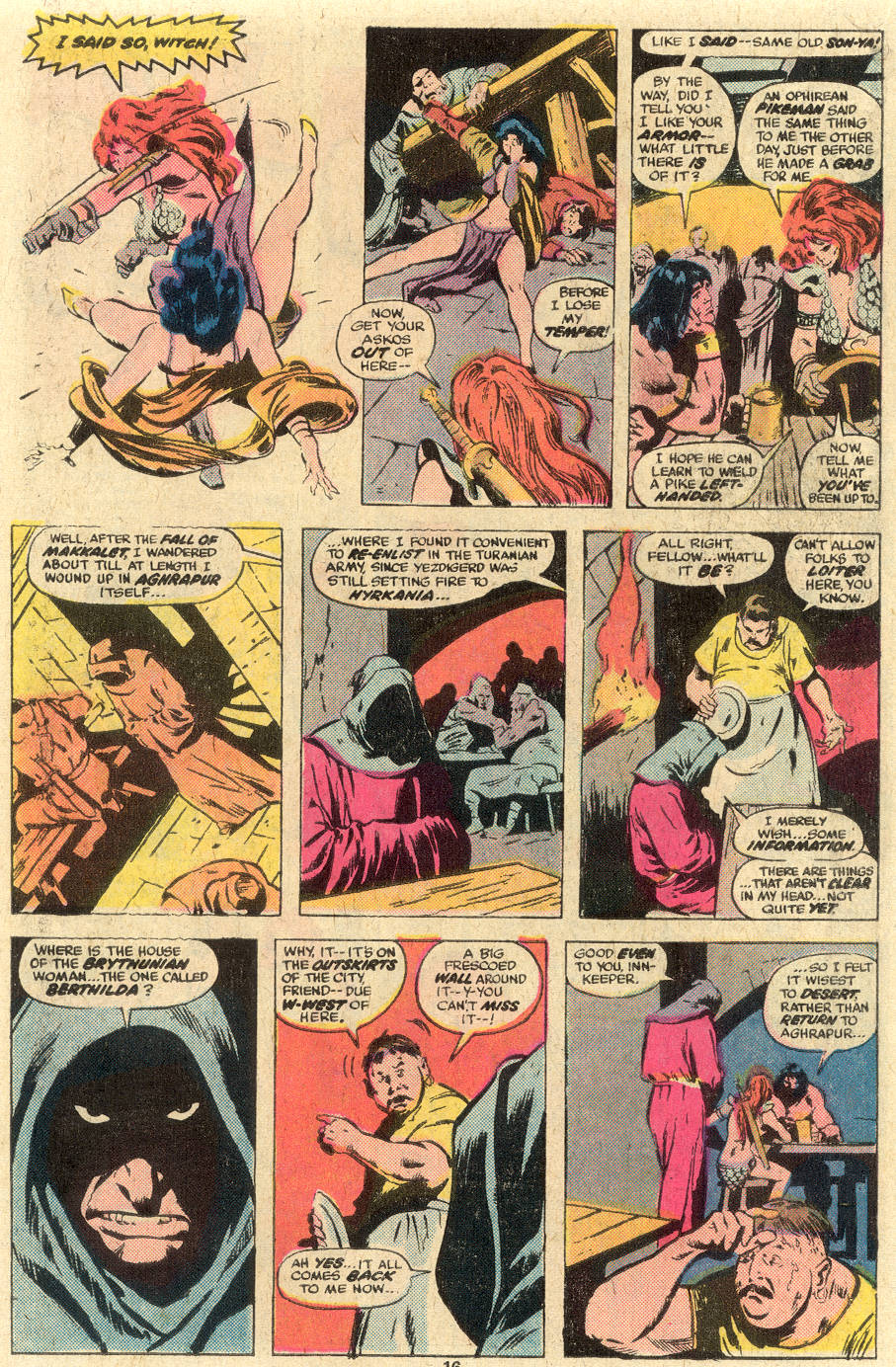 Conan the Barbarian (1970) Issue #78 #90 - English 11