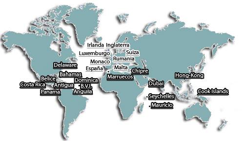Empresas offshore en españa