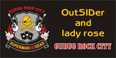 Logo Outsider Gubug Rock City