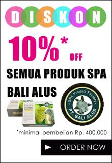 Promo Produk Spa Bali Murah