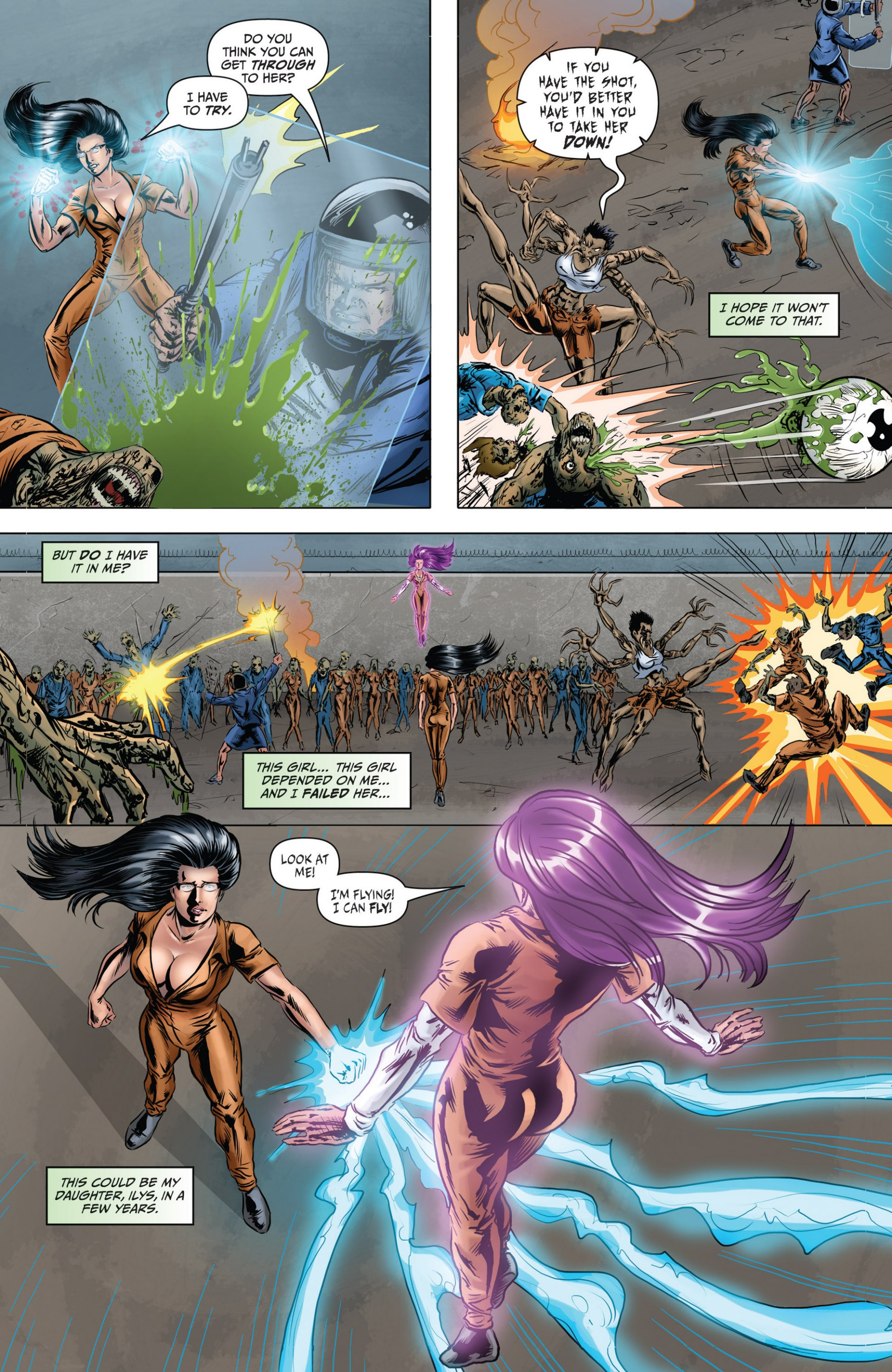 Grimm Fairy Tales (2005) Issue #81 #84 - English 6