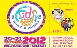Kidfest 2012