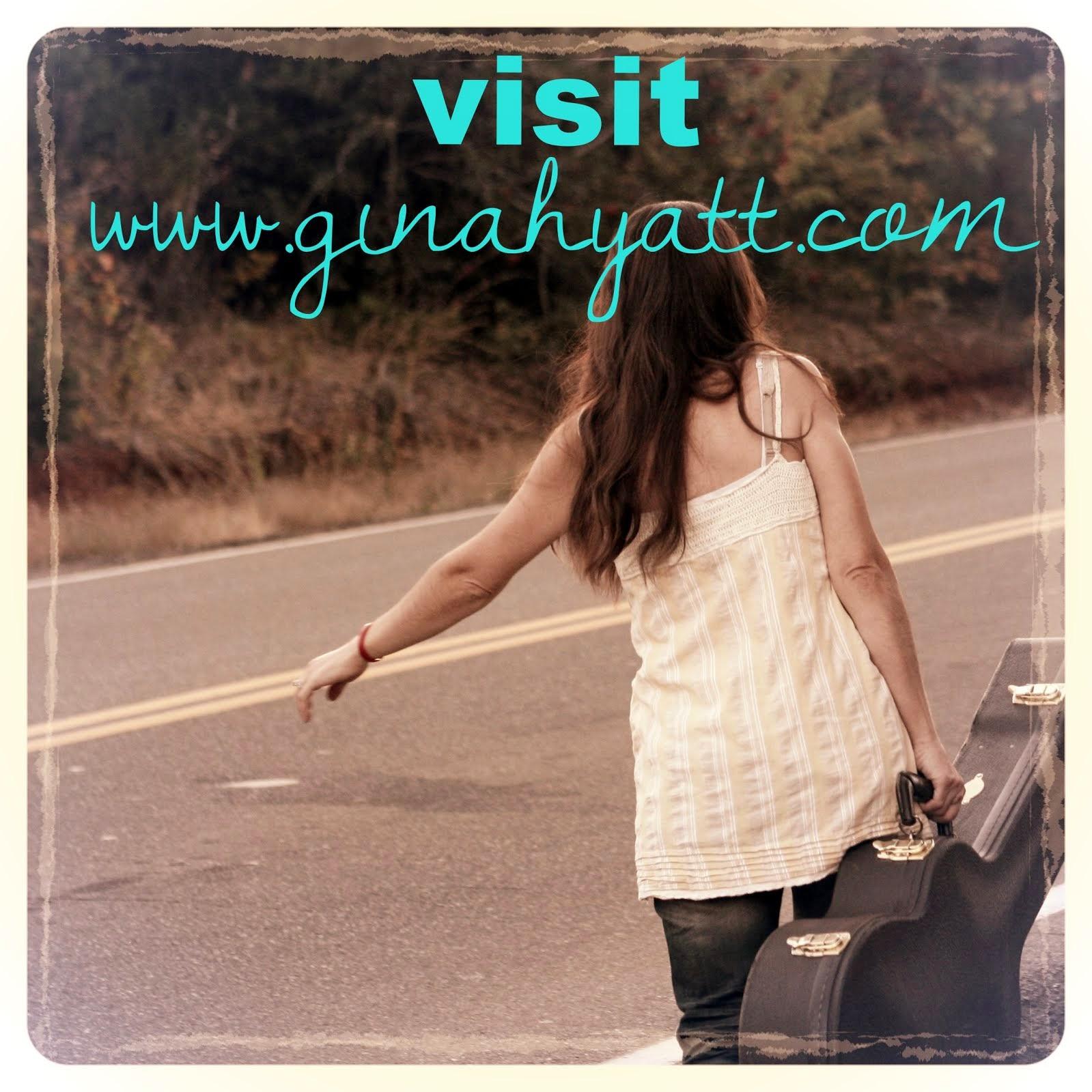 visit ginahyatt.com