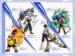 Phim Mega Man Star Force Tribe