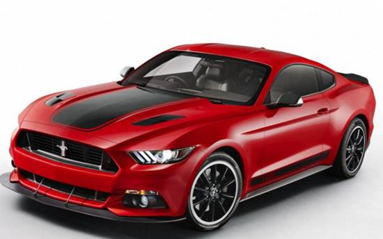 2018 Ford Mustang Specs and Price Rumors