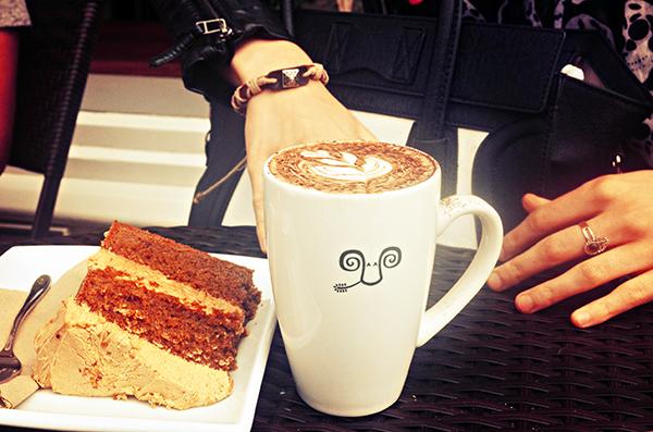 Jaunty Goat // coffee shop, chester, stephi lareine