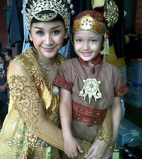 Foto Pemain Pemeran Sinetron Raden Kian Santang MNCTV