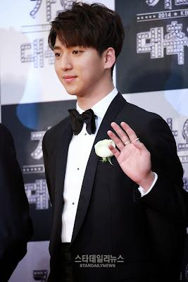 B1A4 Baro KBS Gayo 2014