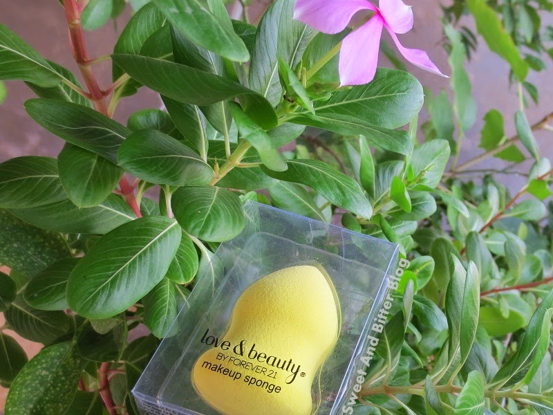 Forever 21 Makeup Sponge Beauty Blender Dupe
