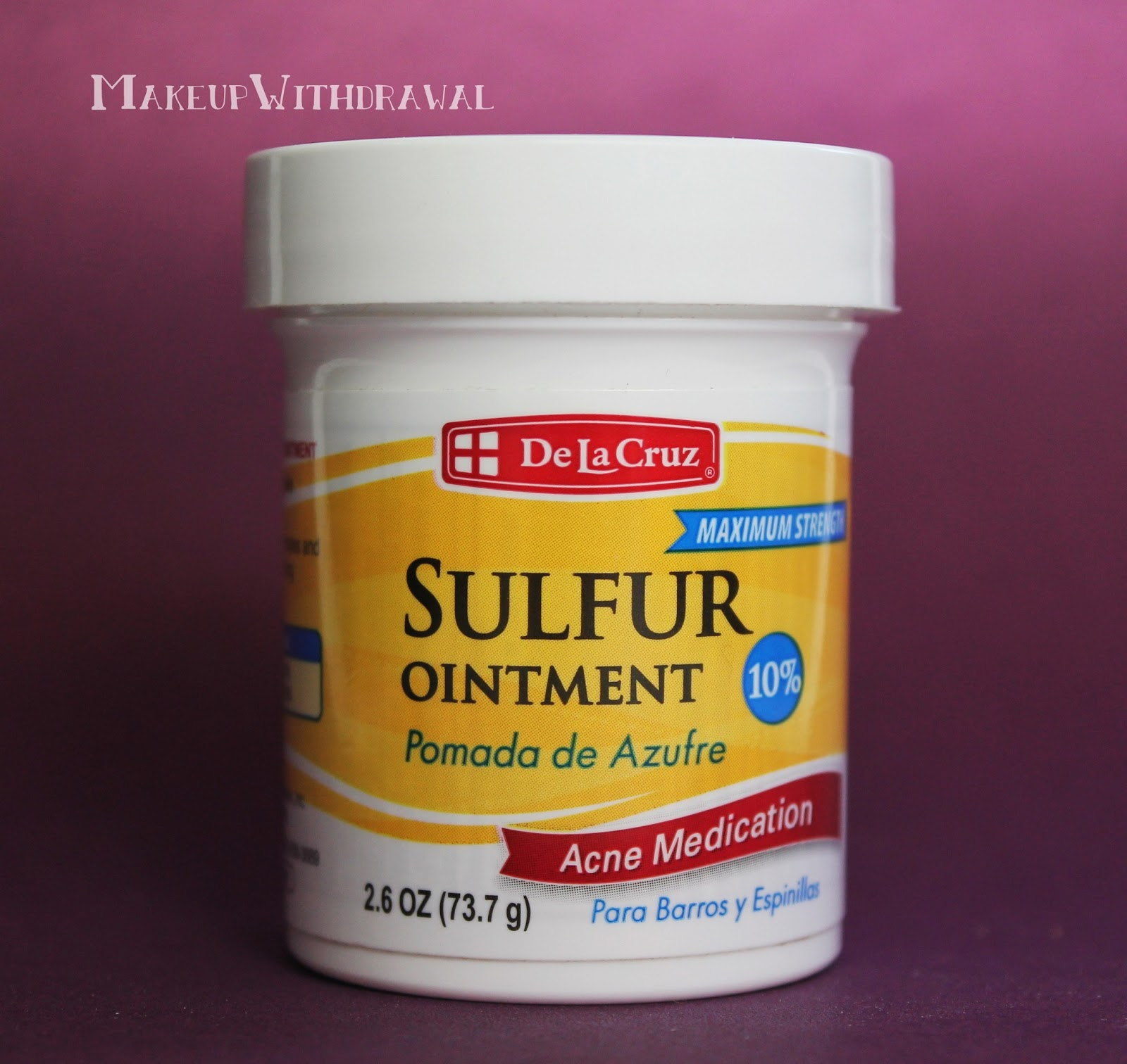 Sulfur Topical Reviews