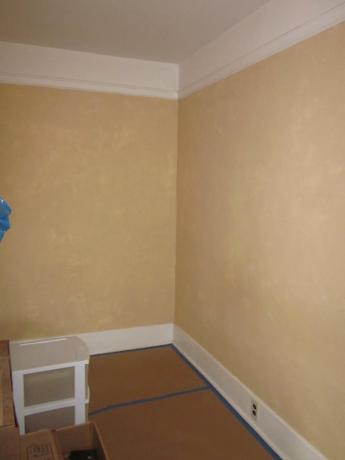 laurelhurst craftsman bungalow master bedroom paint stripping