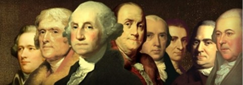 Word Around The Net COMMON KNOWLEDGE RACIST FOUNDING FATHERS - List of the founding fathers of the united states