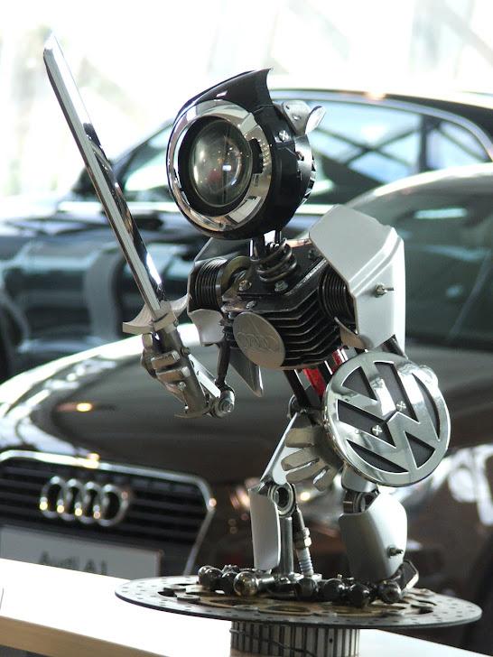 Golfi chez Audi