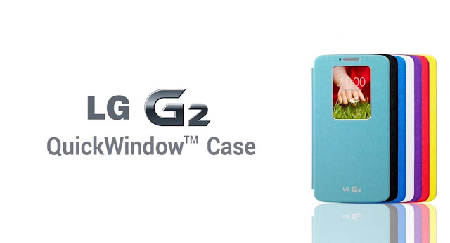 LG G2 QuickWindow Case