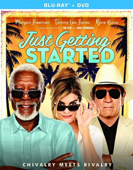 Just Getting Started (2017) 720p y 1080p BDRip mkv Dual Audio AC3 5.1 ch