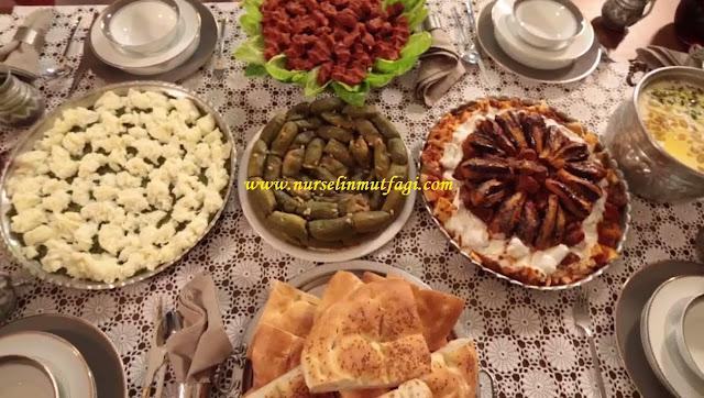 Ramazan yemek tarifleri