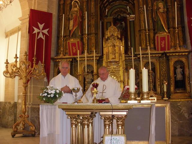 Padre Domingo Andreu, Rector del Santuario de El Castañar,