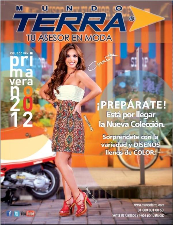 mundo terra nuevas foto del catalogo primavera verano 2012 de mundo
