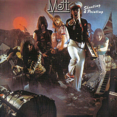 Mott - Shouting and Pointing 1976 (UK, Glam Rock, Hard Rock)