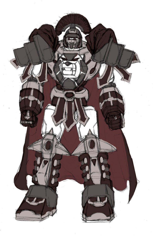Romabot centurion il superobot italiano