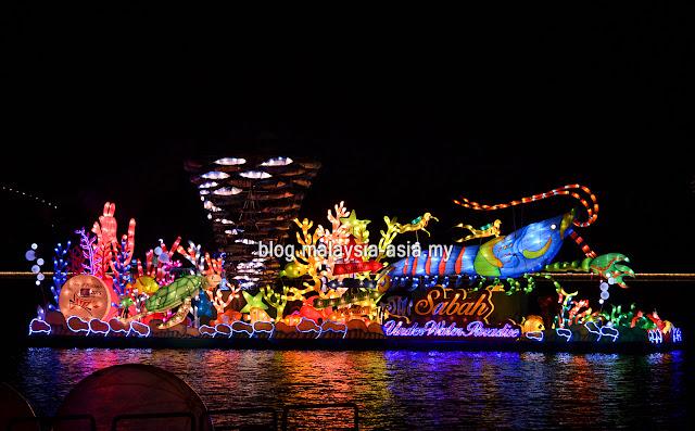 Tourism Sabah Float