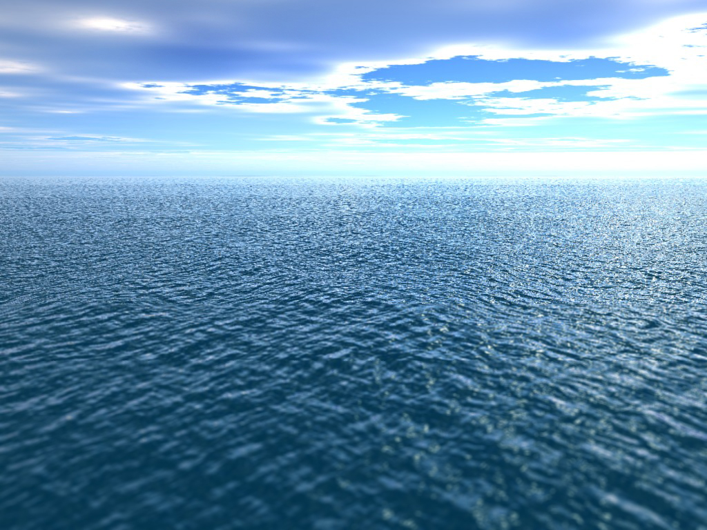 High Resolution Ocean