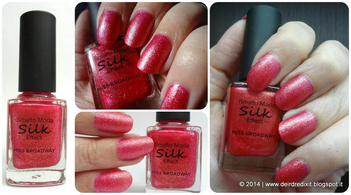 Swatch smalto Cherry Silk Effect Miss Broadway
