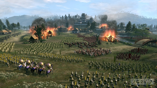 Shogun 2: Total War HD Wallpaper