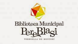 La web de la biblioteca de Torroella