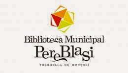 La web de la biblioteca de Torroella
