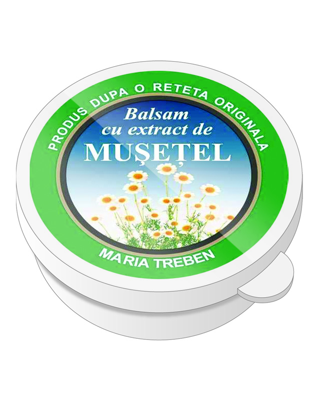Balsam cu extract de musetel (uz extern)