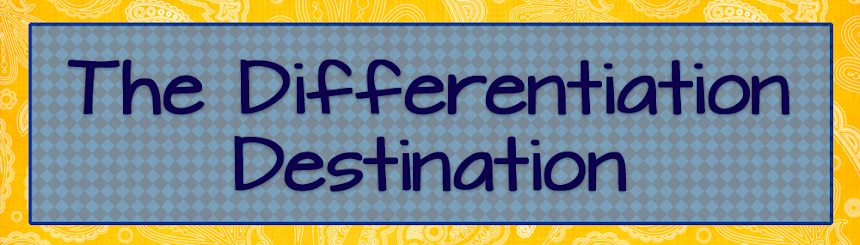 The Differentiation Destination