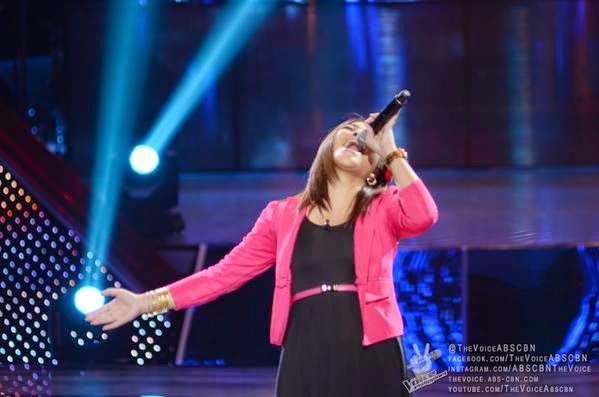 Ramonne Rodriguez sings 'Wala Na Bang Pag-ibig' on 'The Voice PH